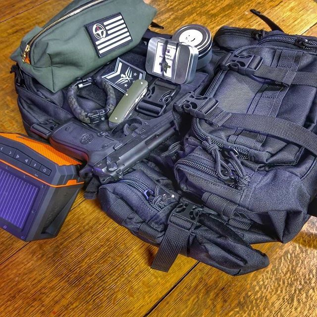 Check out @superessestraps for a live review of our new Tactical Backpack!  Will be up on their story. ・・・ Testing out the #72hour #tacticalbackpack from @survivor_town  Multiple pockets for quick access and organization. Removable butt pack. Molle webbing. Hip pads for extended hiking. Velcro panel  heavy duty pokyner buckles.  Live review going up now on our story. . . . #Survivalist #prepper #preppers #survival #bugout #bushcraft #survivalcraft #urbansurvival #offgrid #shtf #preparedness…