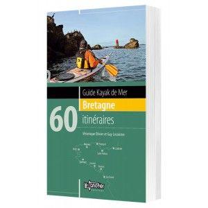Le kayak est un des meilleurs moyens pour découvrir les sites naturels marins souvent inaccessibles au terrien. Du Croisic à Cancale en passant par les îles, ce guide présente 60 parcours : difficulté, cartes, accès à l'eau, stationnement, navigation, marée, courants, conditions météo requises, conseils de sécurité spécifiques.