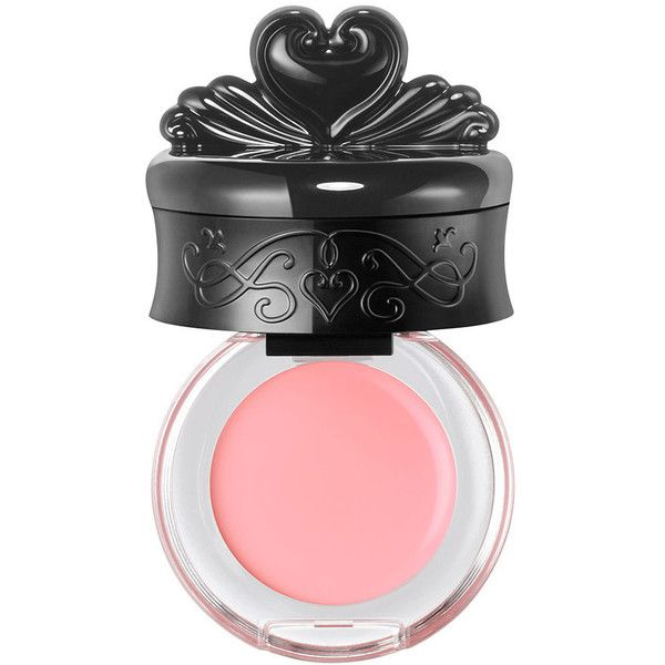 Anna Sui Cream Cheek Color, 300 Baby Pink 0.1 oz (3 ml) found on Polyvore featuring beauty products, makeup, cheek makeup, blush, anna sui, gel blush and anna sui blush