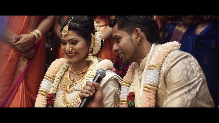 Ram & Usha   Singapore Indian Wedding Video Highlight