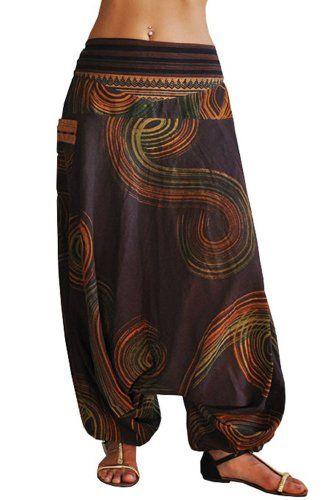 Bonzaai Harem Pants Pattern Aladdin Yoga GOA Pants Hippie Clothing Traumfänger bonzaai http://www.amazon.com/dp/B00J3XHPLM/ref=cm_sw_r_pi_dp_0LEYwb1FSMKDP