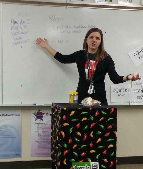 A high school Spanish teacher blog