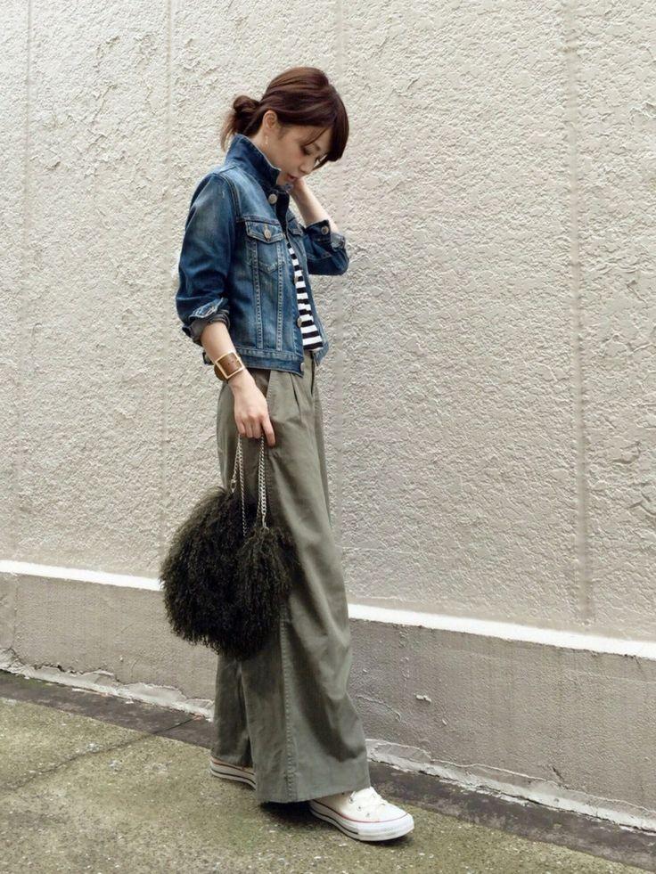 Pants/ casual. ari☆さんのコーディネート