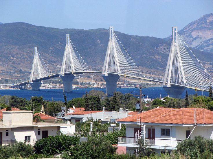 Patras+Greece | Patras Greece Bridge - HD Travel photos and wallpapers