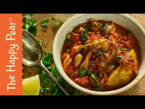 Vegan Greek Stew | The Happy Pear