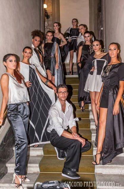 Scalinata d'ingresso - Le Salon del la Mode