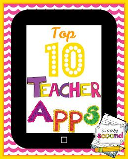 Looking for some quick ideas for your classroom? Here are 10 simple teacher apps. For even more resources, once you're thanked at http://www.ThankaMillionTeachers.com, submit a grant proposal.