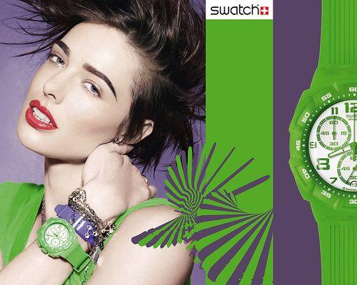 Concorrência | Swatch