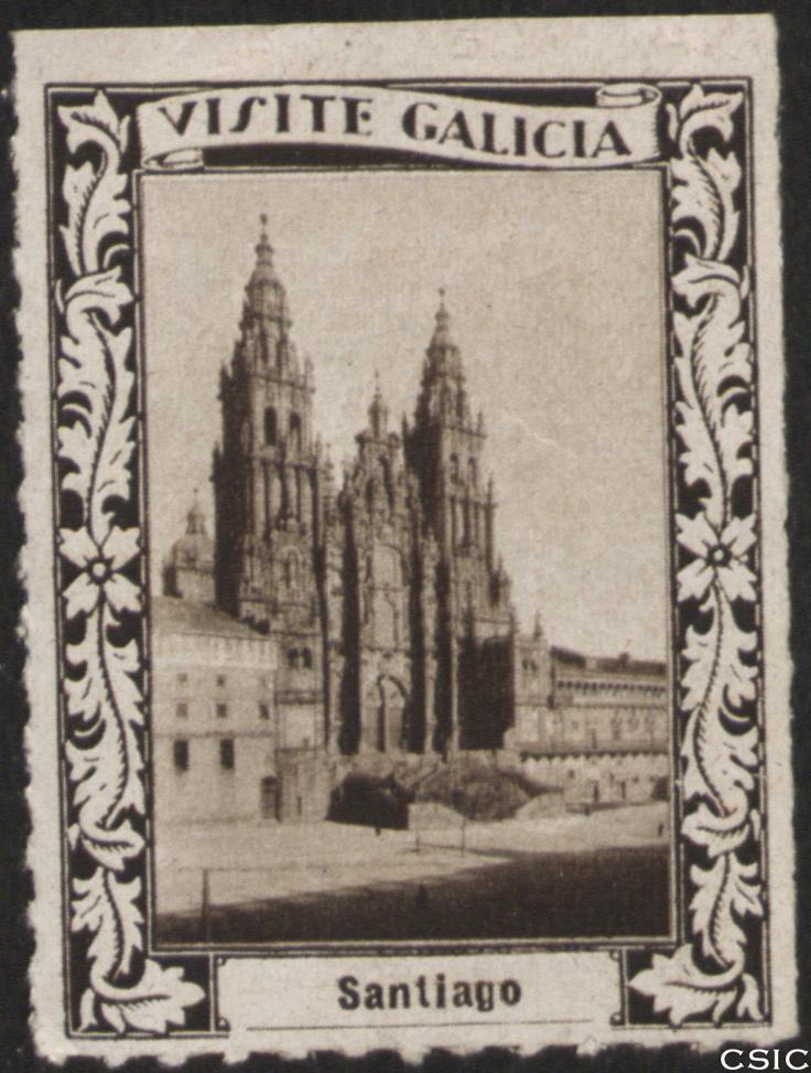 11 best images about carteles galicia on pinterest - Fotografo santiago de compostela ...