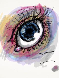 """""""occhio! by martina colcera"""