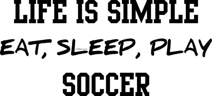 50+ Best Soccer Quotes Images – Popular Football Sayings | Golfian.com