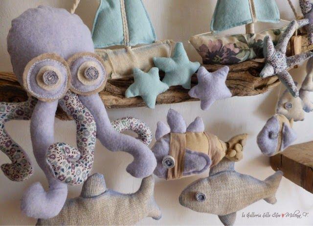 cavalluccio marino di stoffa - Cerca con Google