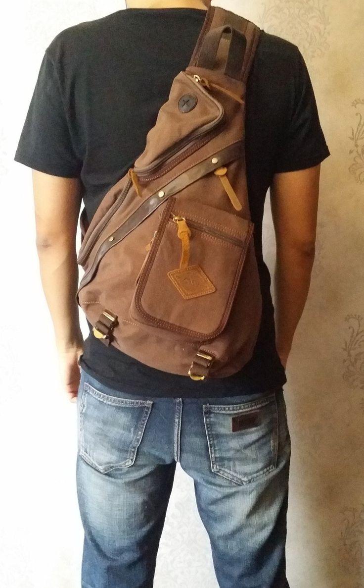 Valuker 8171 Herren Damen Rucksack Reisetasche Backpack Schulrucksack Stofftasche Vintage Ledertasche 8171: Amazon.de: Koffer, Rucksäcke & Taschen