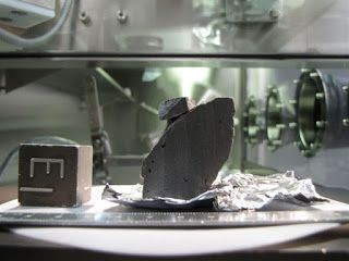 G.A.B.I.E.: Las muestras lunares 'usadas' del programa Apolo y...