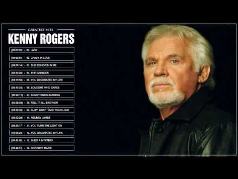 Kenny Rogers Greatest Hits Full Album 2017 | Top 30 Best Songs Of Kenny Rogers - YouTube