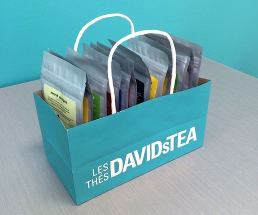 Got a cluttered tea collection? Here's how to build a storage unit in under 5 minutes.