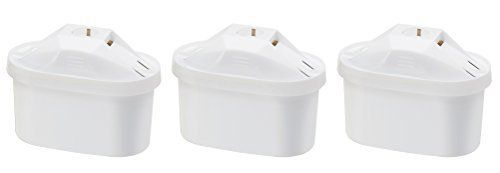 AmazonBasics Water Filter Cartridges – PARENT: Cartouche filtrante compatible avec les carafes filtrantes AmazonBasics ainsi que la…