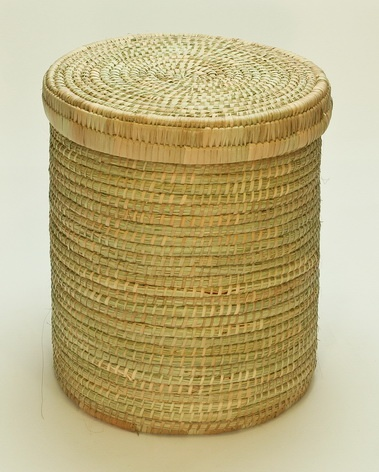 Malawi storage basket - baskets from Malawi are always useful. Wished I could find more on pinterest.