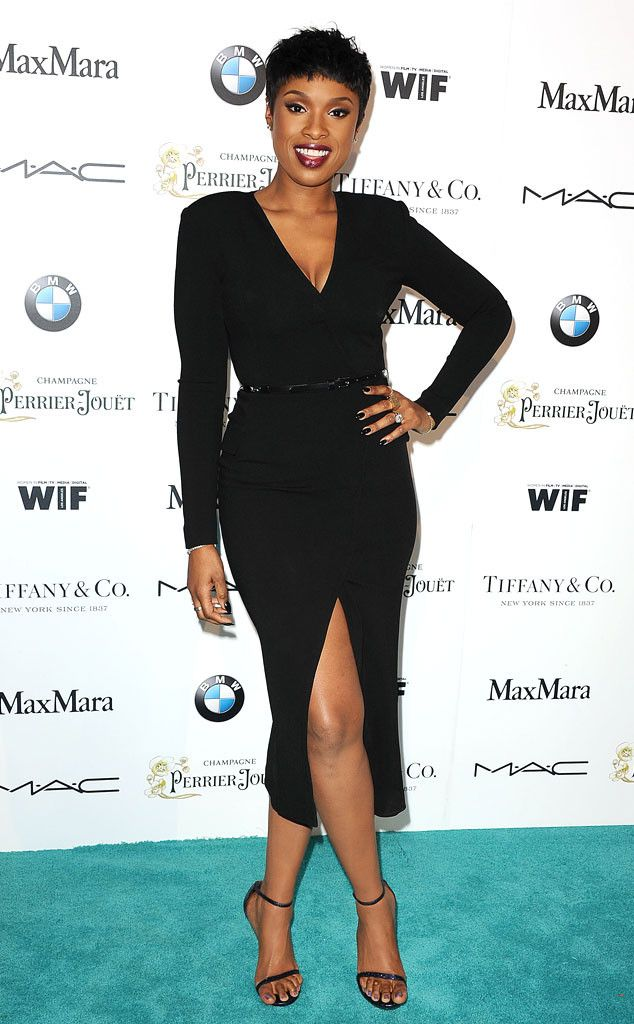 Jennifer Hudson from 2015 Oscars: Party Pics | E! Online