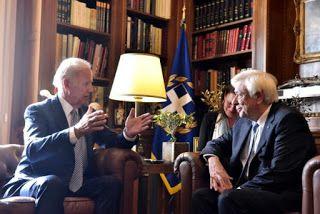 En Arxikos Politis: Συνάντηση Παυλόπουλου-Μπάιντεν: Οι ΗΠΑ έχουν πίστη...