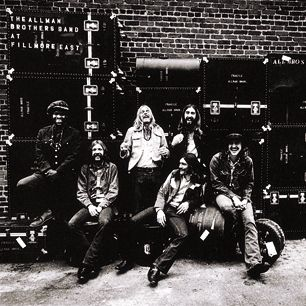 49th Best Album of all time by The Allman Brothers Band, 'At Fillmore East' (Rated by Rolling Stone Magazine)