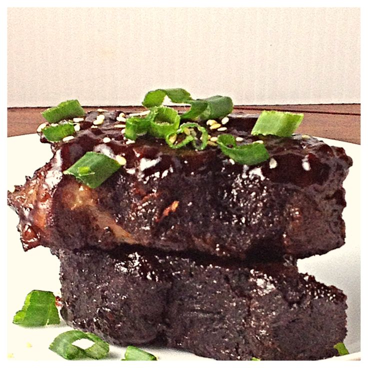 [donotprint]OH! MY! GOODNESS!!! These short ribs are unbelievable! They have a unique Asian flavor that is refreshing, complex and just plain ol' wonderful. This recipe was originally a grilling recipe, from BBQ guru,Steven Raichen. I don't know about you, but in January, even if we are having beautiful southern California weather, I just have a  …  Continue reading →