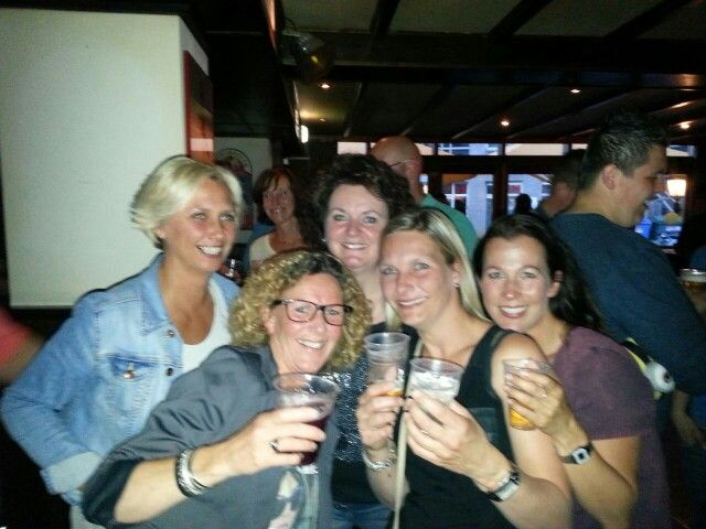 Op de kermis in Hapert!!