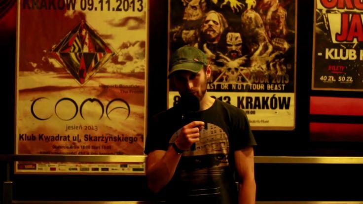 """""""2005 YU 55"""" na żywo. Coma promuje nowy album. Opinie fanów w Krakowie  ..."""