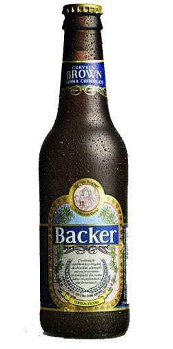 Cerveja Backer Brown - Cervejaria Backer