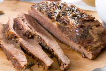 Excellent Jewish brisket recipe....I usually add a tablespoon of Worcestershire, and a few generous shakes of garlic and onion powder.