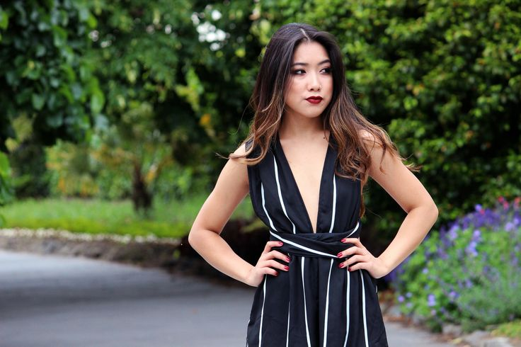 Outfit : At PlayWearing Princess Polly Playsuit / Dotti Black Heels