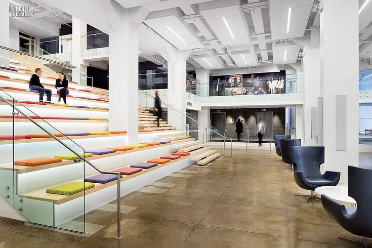 Work Better in 20 Simply Amazing Office Interiors   Projects   Interior Design
