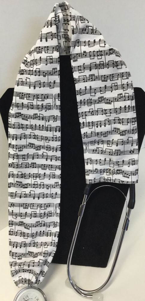 Music Note MD RN EMT LPN Stethoscope Cover  Buy 3 GET FREE SHIP US Only #Handmade