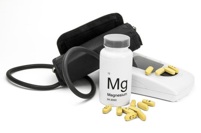 Magnesium Gluconate 500 Mg may help regulate normal blood pressure, preventing hypertension and cardiovascular disorders.