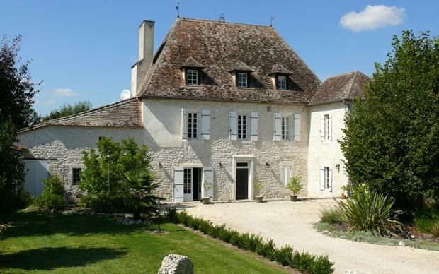 wow.  look what I found for sale! countryside homes | For sale: bargain French country houses - Telegraph