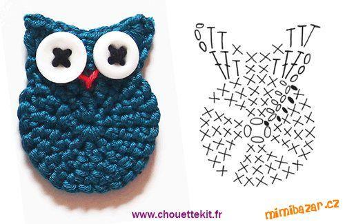 Crochet - owlet