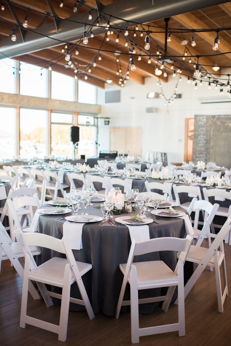 Event Design: Brandy Maddison Event Planning & Design - http://brandymaddisonevents.com Venue: UBC Boathouse - http://www.stylemepretty.com/portfolio/ubc-boathouse Photography: Blush Wedding Photography - blushweddingphotography.com   Read More on SMP: http://www.stylemepretty.com/canada-weddings/2017/06/08/modern-waterfront-british-columbia-wedding/