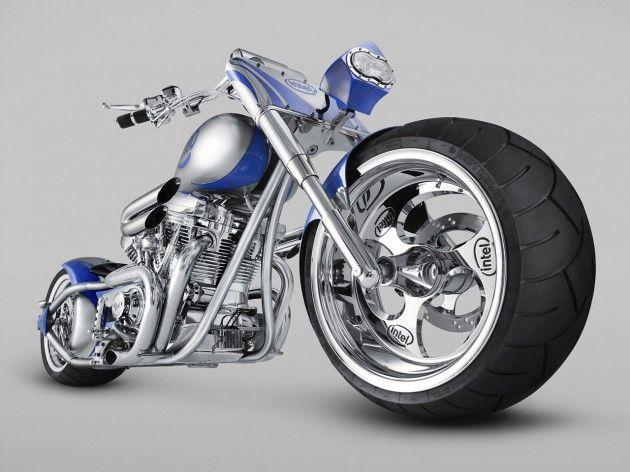 Intel OCC Chopper bike