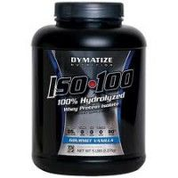 Healthgenie is India's biggest online shopping store which offers a upto 5% discount on Dymatize ISO 100. Dymatize ISO 100 is most easily digested and rapidly absorbed protein on the market. Dymatize Whey Protein is perfect for supplementing low carb diets. Superior dispersion and ultra-fast absorption make this protein the ideal product for fast post-workout or post-competition amino acid replenishment. Fat-free, gluten-free and lactose-free.