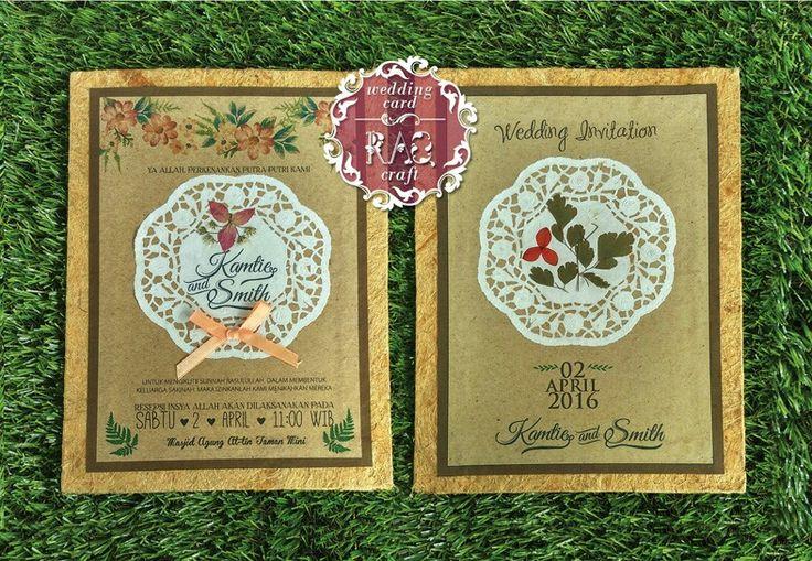 Wedding Invitation 087874240106