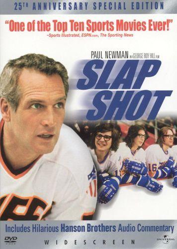 Slap Shot [25th Anniversary Special Edition] [DVD] [1977]