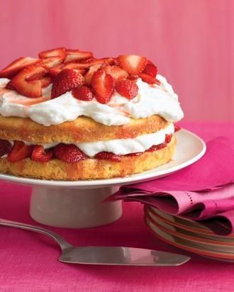 Favorite Summer Cakes