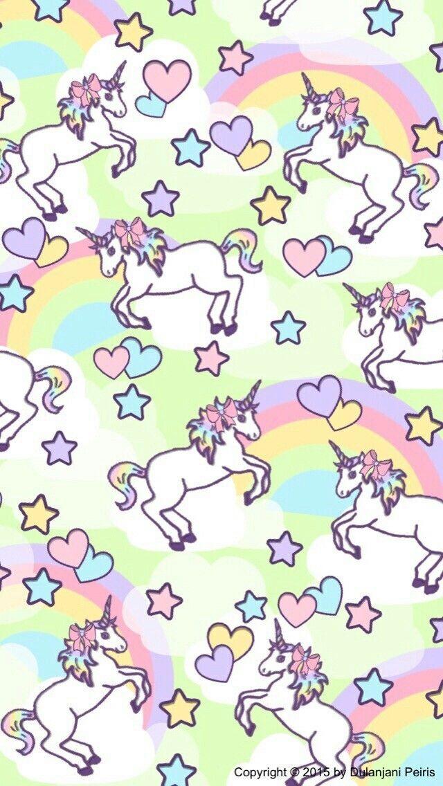 Pin By Vanessa Medina Ortiz On Unicornios Unicorn Wallpaper