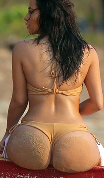 Apologise, but hot nude women rear end