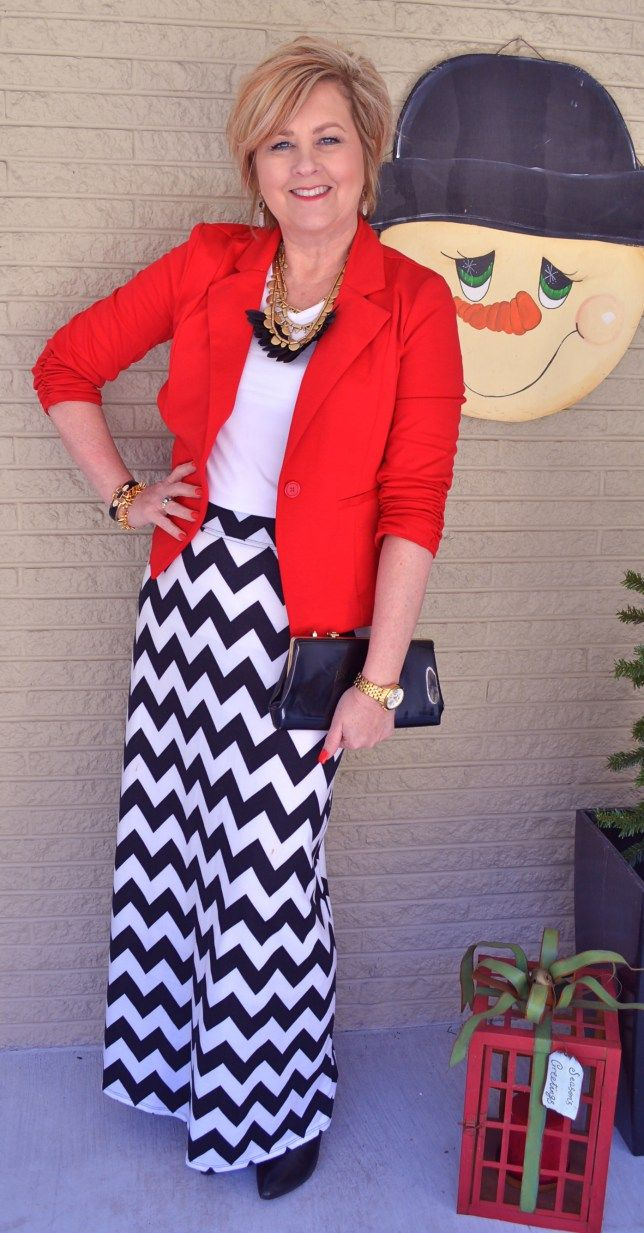 50 Is Not Old | Great Sunday outfit!