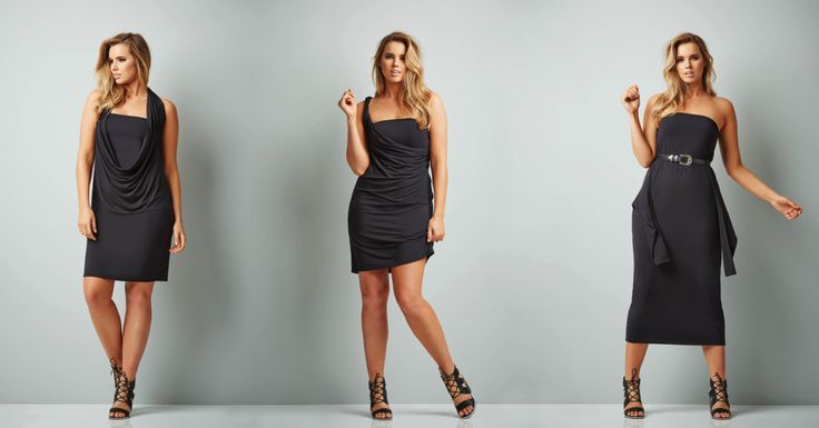 Just Arrived - The Anywear Convertible Dress! | Intimo | The Hub
