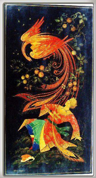 THE HOLUY-varnish miniature