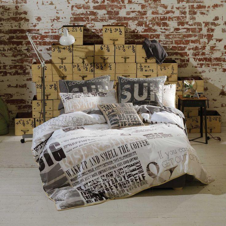 Escritos en la ropa de cama