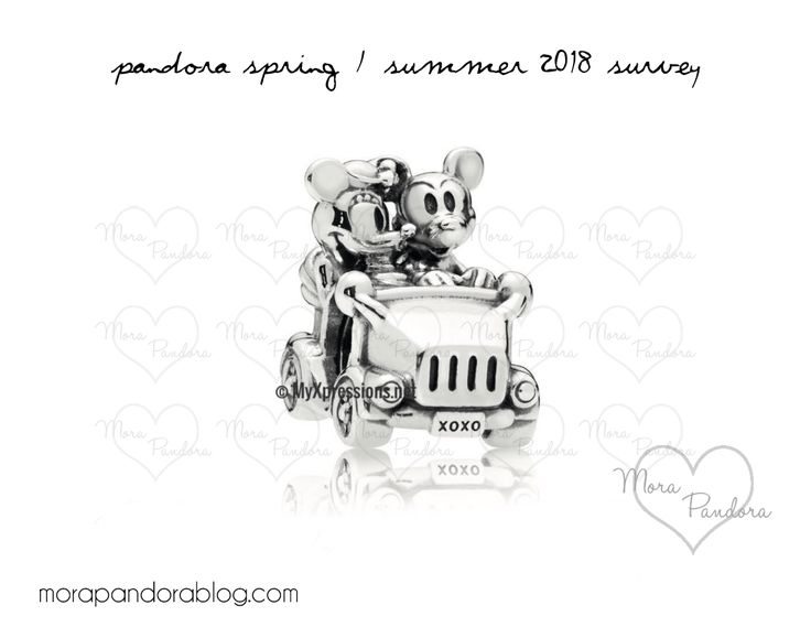 Hot on the heels of my initial Pandora Spring 2018 sneak peek, I now have more information and some further images to share with you! :) In addition to the usual pastels and flowers, this collection seems to be trying to offer something different, encompassing a new line of gold-plated jewellery and some bright aqua-inspired …Read more...