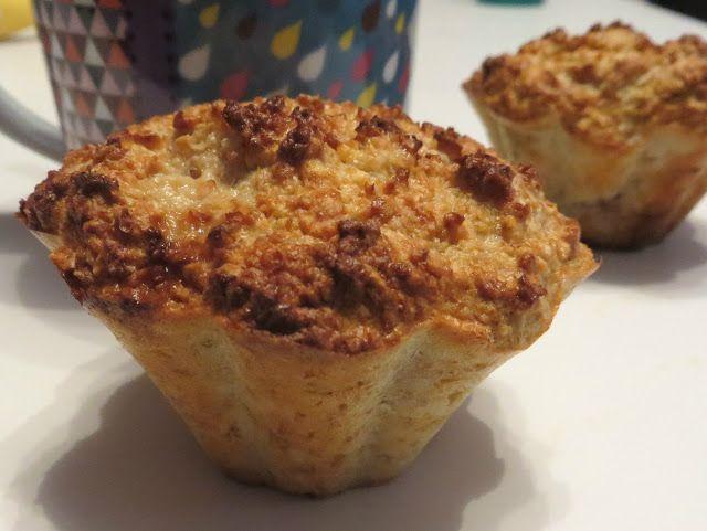 Mon muffin santé du petit déjeuner : 100 calories !                        Cocotte forever: Recettes légéres